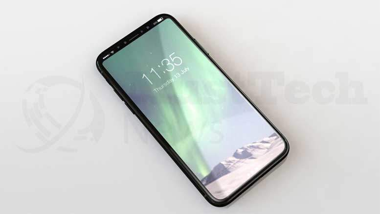 Apple Unintentionally Confirms That iPhone 8 Is Supersized