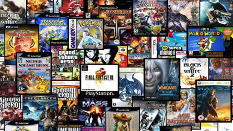 Trade Your Old Games To The Video Game Store