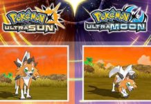 Dusk Form Lycanroc is the First Pokemon for Ultra Sun and Ultra Moon