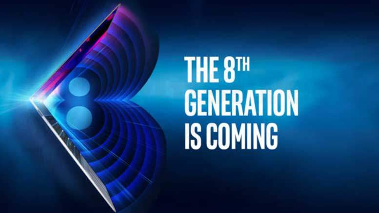 Intel Is All Set To Unveil Their 8th Generation Core Processor On 21st August