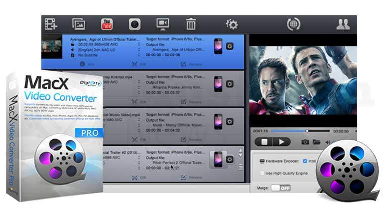 "Avail Your Copy of MacX Video Converter ""Cool"" Summer Giveaway"