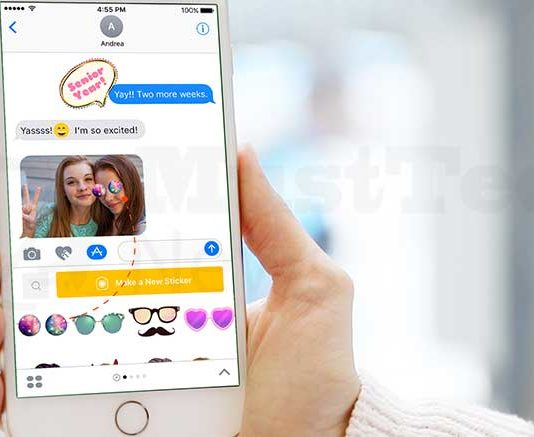 PicsArt Launches iMessage App for Stickers