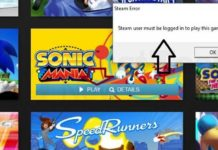 While Playing Sonic Mania Denuvo Requires Player's to be Online