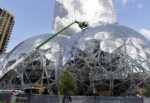 Amazon Announces A Second Headquarters In Seattle