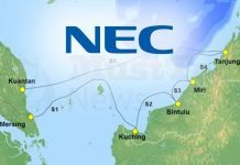 NEC Completes Construction of SKR1M a 100Gbps Submarine Cable in Malaysia