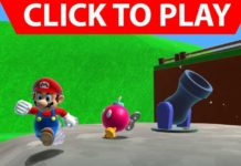 Super Mario 64 Online Can be Played by 24 Players Together