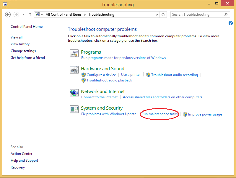 Launch Performance Troubleshooter