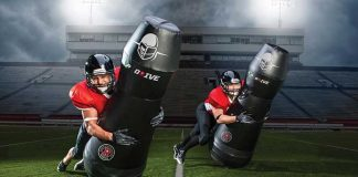 Football Has Gone High Tech with A Robot - The MVP Drive Robotic Dummy