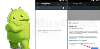 Instant Apps Arrive The Play Store That Let Users Test Drive An App Before Installing