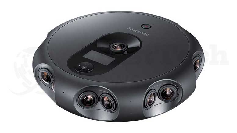 Samsung 360 Round Camera Equipped With 17 Lenses To Soon Hit The Market