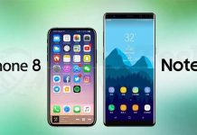 Samsung Galaxy Note 8 vs iPhone 8 Plus Video Shootout