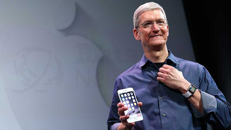 Apple CEO Tim Cook Revives the Old iPhones