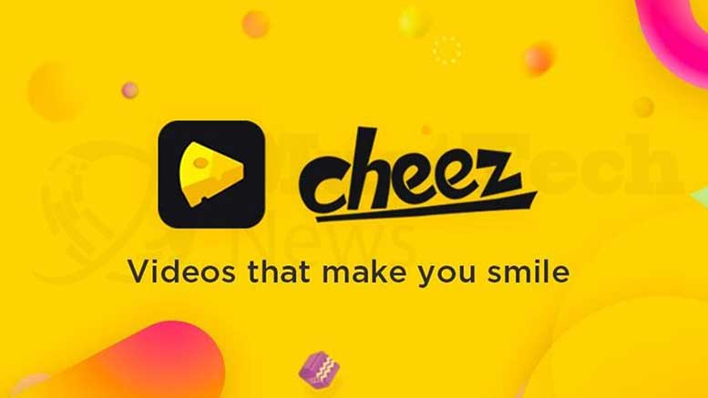 Live.me Inc. Releases Cheez, A New Social Video App