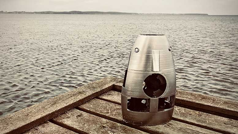Allec, A True Underwater Robot for Preorder on Kickstarter