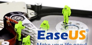 EaseUS Utilities, Data Recovery Tools For Data Loss Situations
