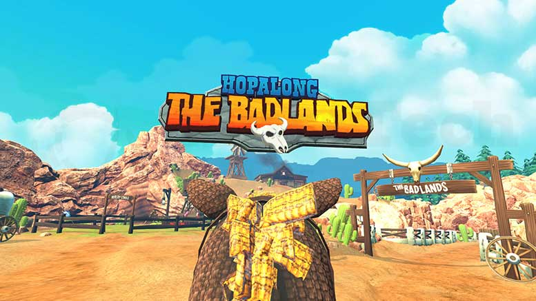 Western-Themed VR Shooter Game, Hopalong: The Badlands, Now Available On Steam