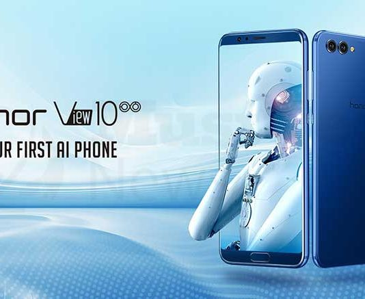 Honor Delivers The Future Of Mobile Technology With The AI-Powered Honor View10
