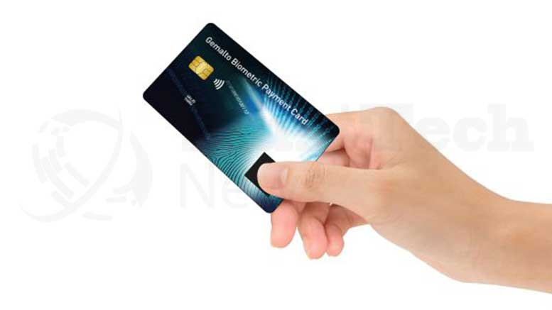 Gemalto Launches the First Biometric EMV Card for Contactless Payments