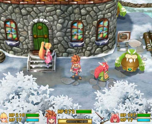 Here Is All About The Secret Of Mana Remake Review