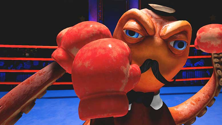 Grab Games And Vive Studios Announce KNOCKOUT LEAGUE Is Now Available For Playstation Vr & Pc