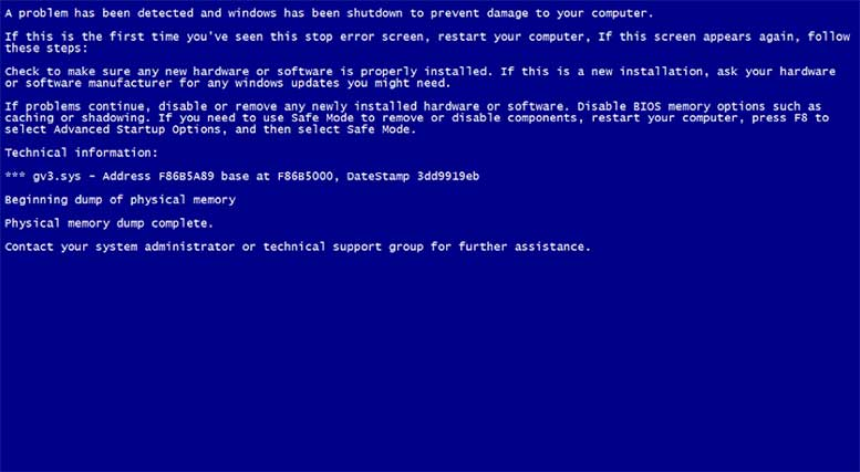 How To Fix The Blue Screen With Hiren's Boot CD - MustTech News