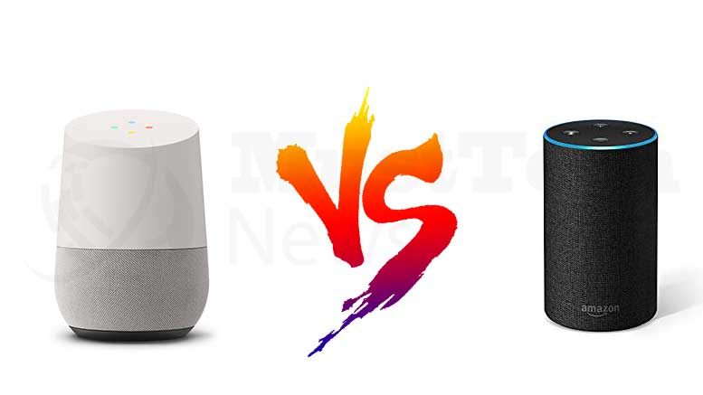 Google beats Amazon to first place in smart speaker war