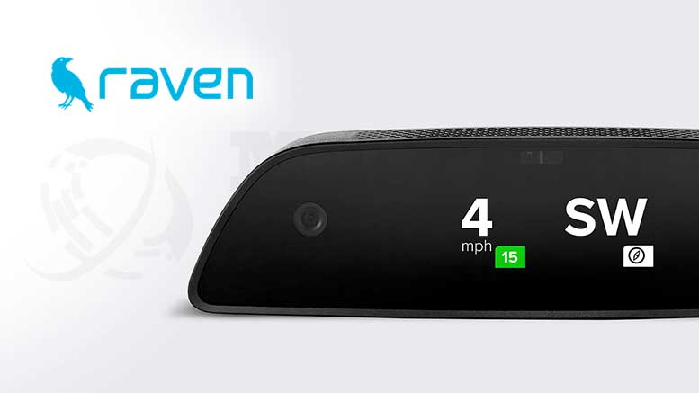 Raven Launches on Amazon, First Comprehensive Smart Car Device