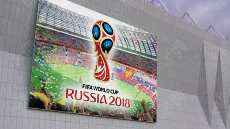 Absen LED Made Appearance on World Cup Russia