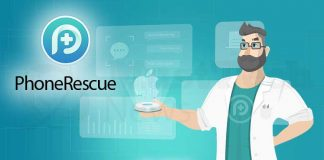 A Distinct Data Recovery Program: PhoneRescue