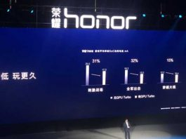 Honor Announces GPU Turbo to Mobile World