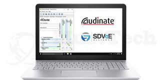 SDVoE Alliance & Audinate Collaborate on Integrated Audio and Video Control Platform