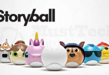 Storyball - An Award-Winning, Screen-Free Smart Toy for Children Ages 4+