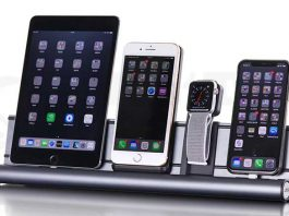 udoq Launches The Ultimate Apple Dock For All Apple Devices