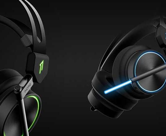 1MORE VRX Gaming Headphones With Waves Nx Head Tracking
