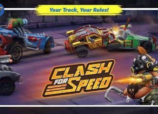 Clash for Speed