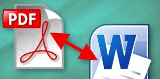 PDF to Word Converter - Convert PDF's to Word Documents in No Time