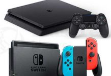 Why PlayStation 4 is preferred more than Nintendo Switch