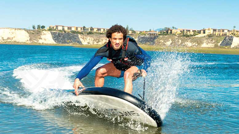 SWAGTRON Makes Waves with Swagsurf Electric Jetboard