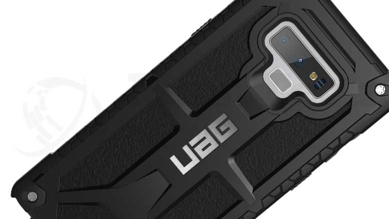 save off 21bd7 ec7a3 Uag Launches New Cases For The Samsung Galaxy Note 9 - MustTech News