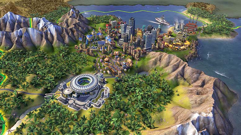 Civilization VI is On The Way To Nintendo Switch