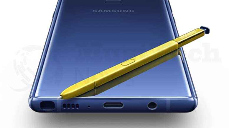 A New Shade Of Galaxy Note 9 To Arrive soon